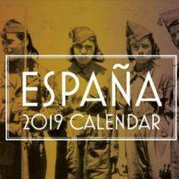 [Canadá] Calendário Guerra Civil Espanhola 2019