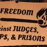 [EUA] Chamada internacional para manifestações barulhentas de Ano Novo em solidariedade com as pessoas encarceradas