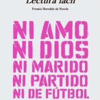 """[Espanha] Lançamento: """"Lectura fácil"""", de Cristina Morales"""