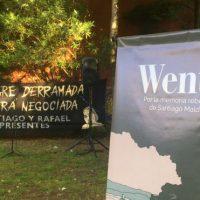 """[Argentina] Lançamento: """"Wenüy. Pela memória rebelde de Santiago Maldonado"""""""