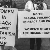 [Itália] Antimilitarismo: uma questão feminista
