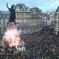 """[França] Comunicado da Federação Anarquista francófona sobre os """"coletes amarelos"""""""