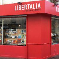 [França] Já está funcionando a livraria Libertalia