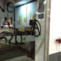 [Uruguai] Manifestantes contra Cúpula do G20 provocam distúrbios em Montevidéu