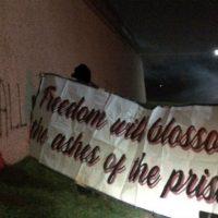 [Reino Unido] Foda-se o Dia dos Namorados – Demonstração de Ruído na Prisão