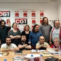 [Espanha] Encontro europeu da Coordenadora Rojinegra