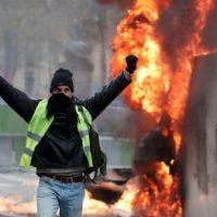 [Espanha] Os coletes amarelos e a perspectiva anarquista