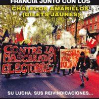 [Espanha] Palestra-debate com os Coletes Amarelos da CNT Toulousse