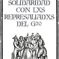 [Espanha] Solidariedade com xs reprimidxs do G20