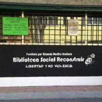 """[México] Comunicado da Biblioteca Social Reconstruir: """"Não temos nenhuma relação, nem teremos, com representantes de qualquer partido político"""""""