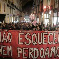 [Portugal] Manifestação antifascista reúne centenas de pessoas em Lisboa