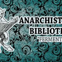 [Suíça] Justiça decreta 3 meses de prisão preventiva ao companheiro da Biblioteca Anarquista Fermento