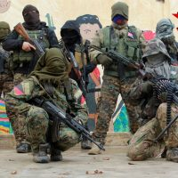 Tekoşîna Anarşîst: Novo grupo anarquista em Rojava