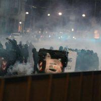 [Itália] Anarquistas saem às ruas de Turim contra desalojos