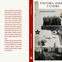 "[Espanha] Lançamento: ""Pólvora, tabaco y cuero"", de Javier Valenzuela"