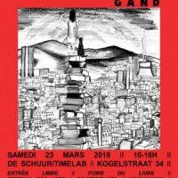 [Bélgica] 18ª Feira Internacional do Livro Alternativo e Libertário de Ghent