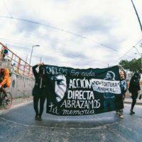 [Chile] Santiago: Em memória do guerreiro antiespecista Carlos Fuentes