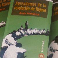 """[Espanha] Lançamento: """"Aprendamos com a revolução em Rojava"""", de Baran Pedraforca"""
