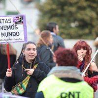 [Espanha] A Confederação Nacional do Trabalho (CNT) considera que a segunda Greve Geral Feminista Internacional está sendo todo um êxito de participação