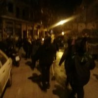 [Grécia] Patrulha anti-sexista em Exarchia