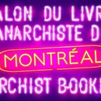 [Canadá] Feira do Livro Anarquista de Montreal!