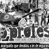 [Porto Alegre-RS] O Protesto | Um jornal anarquista que desafiou a lei de segurança nacional