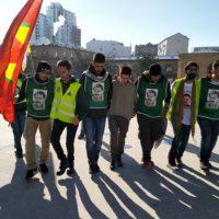 [Espanha] Lutemos contra o isolamento. Acabemos com o fascismo. Libertemos o Curdistão