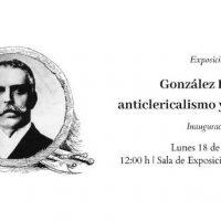 """[Peru] Exposição: """"González Prada: anticlericalismo e anarquismo"""""""