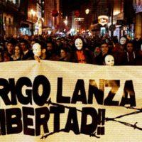 """[Masmorras €$panholas] """"Tudo me sabe o metal..."""", poema do companheiro preso Rodrigo Lanza"""