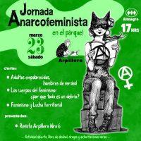 [Chile] Santiago: Jornada Anarcofeminista no Parque Almagro