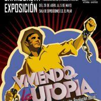 [País Vasco] Exposição: Vivendo a utopia  (26/04 – 05/05)