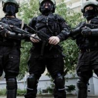 [Bielorrússia] Polícia varre brutalmente acampamento anarquista perto de Brest