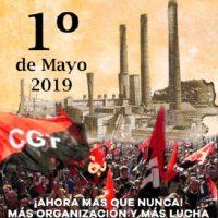[Espanha] 1° de Maio: Agora mais do que nunca! Mais organização e mais luta na rua