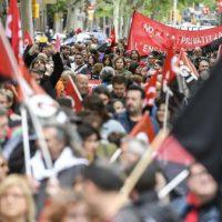 [Espanha] Declaração unificada da Coordenadora Roji Negra para o Primeiro de Maio de 2019