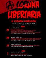 [Galícia] III Jornadas Anarquistas Coruña Libertária