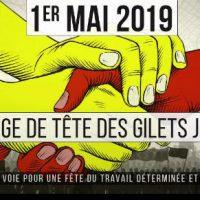 [França] Paris: Um chamado dos Coletes Amarelos para a mobilização pelas manifestações do Primeiro de Maio!