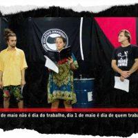 [Joinville-SC] Videoclipe: Hino do Sarau 1º de Maio