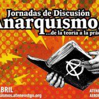 [Chile] Jornadas de discussão: Anarquismo/s