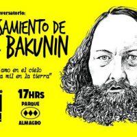 [Chile] Palestra, em Santiago: O Pensamento de Mikhail Bakunin