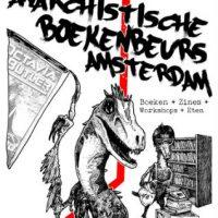 [Holanda] Anúncio da Feira do Livro Anarquista de Amsterdam