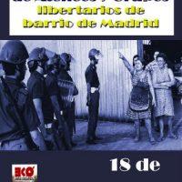 [Espanha] V Encontro de Ateneus e Grupos Libertários de Bairro de Madrid, 18 de maio