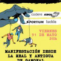 [Espanha] Jornada de luta contra as salas de apostas