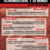 [Espanha] III Encontro Anarquista Contra o Sistema Tecno Industrial e Seu Mundo