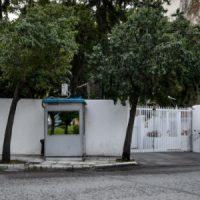 [Grécia] Vídeo: Anarquistas atacam com bombas de tinta entrada da casa do embaixador dos EUA