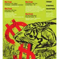 [Canadá] 14º Festival Internacional de Teatro Anarquista de Montreal, de 17 a 23 de maio