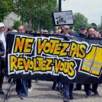 [França] Não votamos, lutamos!