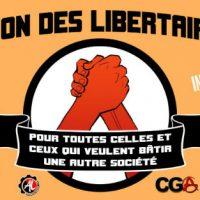 [França] Info-Debate em Montpellier: Rumo à união dos libertários