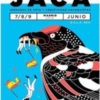 [Espanha] Jornadas de Arte e Criatividade Anarquistas | JACA 2019