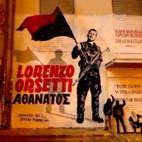 [Grécia] Atenas: Memorial político ao anarquista Lorenzo Orsetti