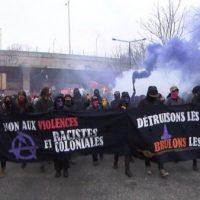 [Canadá] Vídeo: 1° de Maio Anticapitalista em Montreal